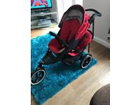 Phil and Teds Navigator Double Pushchair
