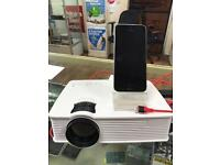GP-9 MiniTheater HD LCD Projector 2 USB 2000 Lumens 1920 x 1080 Micro piCo Projector
