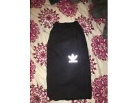 Adidas reflective trousers