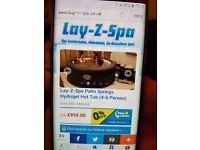 Lazy spa palm spring hydro