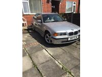 BMW 318TI COMPACT £400 NO OFFERS