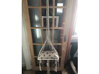 Cat hammock- handmade macrame cat cradle