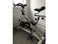 Power tech spin bike