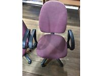 12 Office Chairs