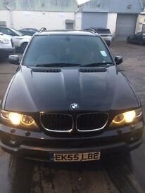 BMW X5 DIESEL ESTATE SEMI AUTO 2005