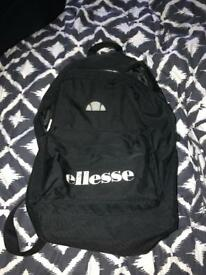 Ellesse Reflective backpack