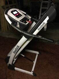 Reebok Z8 Run Motorised Treadmill