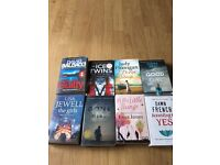 8 top title books