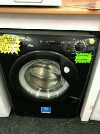 CANDY 7KG 1400 SPIN WASHING MACHINE IN BLACK