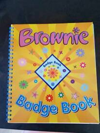Brownie Badge Book