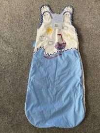 Baby sleeping bag 6-18 months, 1.5 tog - unused, tags on