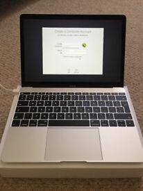 """Apple MacBook """"Core m3"""" 1.1 12"""" (2016) - A1 New Refurb"""