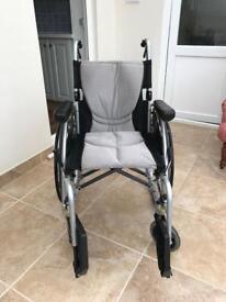 Karma folding wheelchair S-Ergo 115