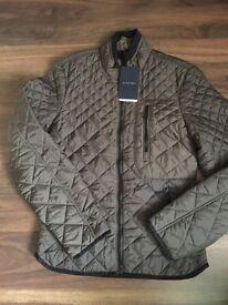 Men's new with tags Zara jacket coat