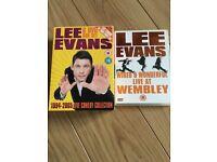 Lee Evans - mixture of DVD shows
