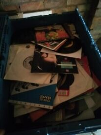 1500 records from 50's to now Beatles stones acdc reggae and everything else