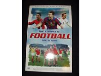 The Complete Football Collection DVD and Book