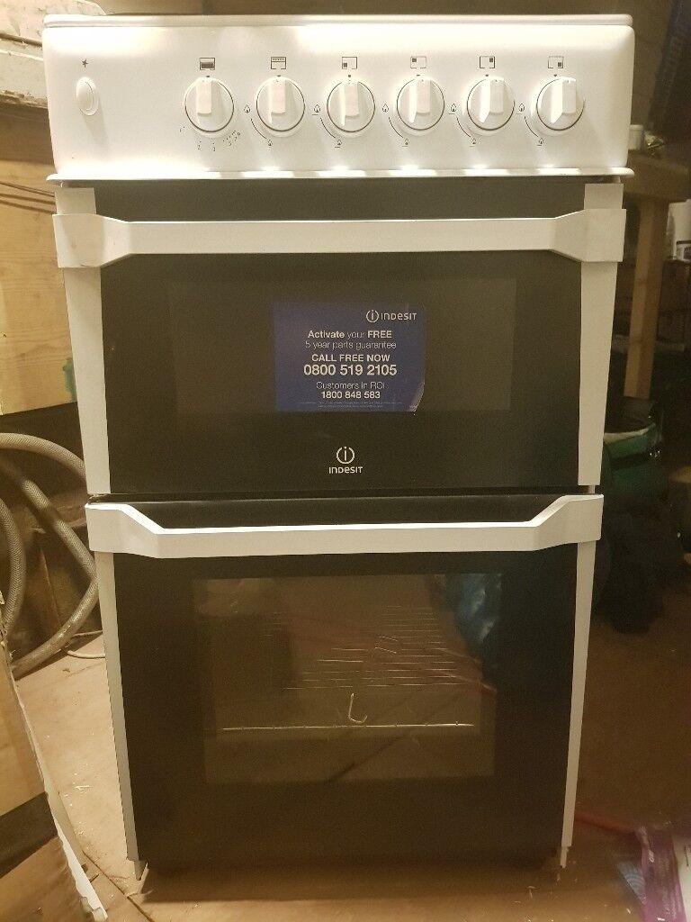 LPG Gas Cooker Indesit IT50L(W)