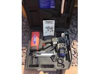Powers trak it c3 Gas nailer paslode gas