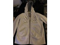 Men's Medium Grey Superdry Hoody (Very Good Condition)