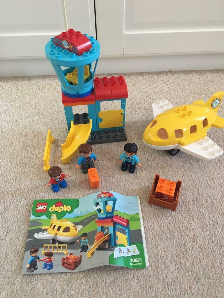 Lego Duplo Town Airport In Gateshead Tyne And Wear Gumtree