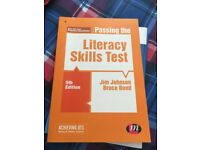 QTS NUMERACY AND LITERACY SKILLS TEST GUIDES