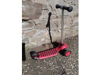 Red Scooter, excellent condition , £15