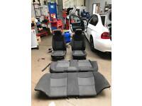 BMW 3 series e90 interior seats doorcards