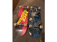 Skate board - blue