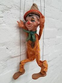 Vintage Puppet (DELIVERY AVAILABLE)