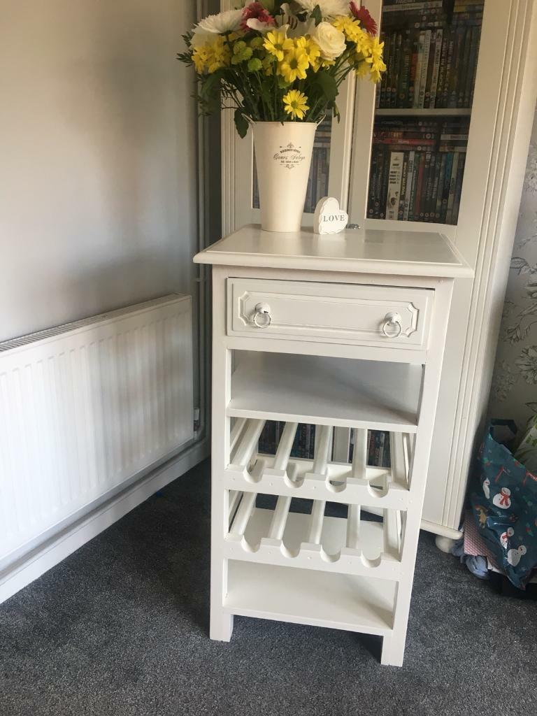 Lovely Shabby Chic Wine Rack