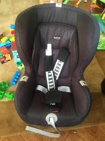 Britax B Baby Duo Isofix car seat