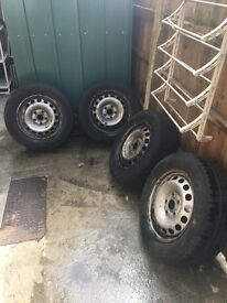 5x112 wheels and tyres