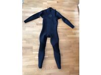 Rip Curl Flash Bomb 3/2 Zip Free Wetsuit E4 XL (Never used