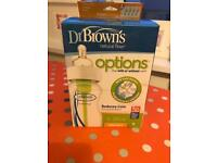 Brand new drbrown bottles