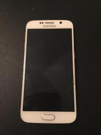 Samsung s6 spares or repairs