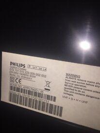 """Philips 47"""" TV"""