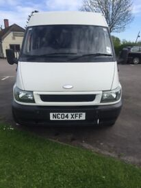 15 Seater Ford Transit Mini Bus 2004 (diesel) Only 96,000 from new