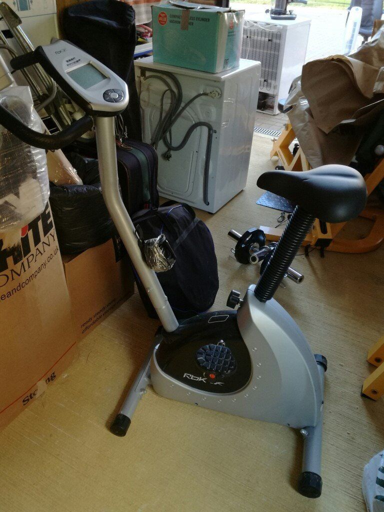 Exercise bike - Reebok