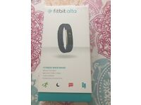 Fitbit Alta, Small, Blue