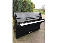 Rogers black upright piano BelfastPianos 