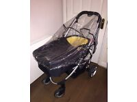 Cosatto Cabi Pram Pushchair Buggy Stroller
