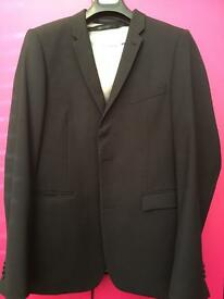 Black suit from Topman