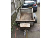 Small Trailer 3ft x 4ft