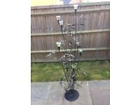 Gorgeous Metal Candle Tree !!!!