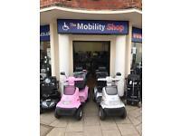 The mobility shop - sales retail shop busy but fun job