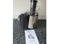 WF1000 Fruit and Veg Power Juicer for delicious, healthy juices.