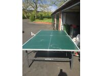 Kettles outdoor ping pong table