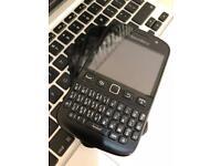 Blackberry 9720 black 4G factory unlocked clean condition
