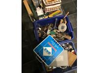Tools tools tools boxes of em